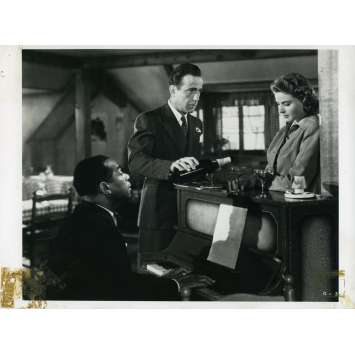CASABLANCA French Press Still N7 7x9 - R1970 - Michael Curtiz, Humphrey Bogart, Ingrid Bergman