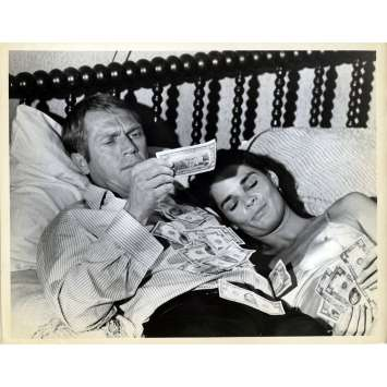 GUET-APENS Photo de presse 20x25 cm - 1972 - Steve McQueen, Sam Peckinpah