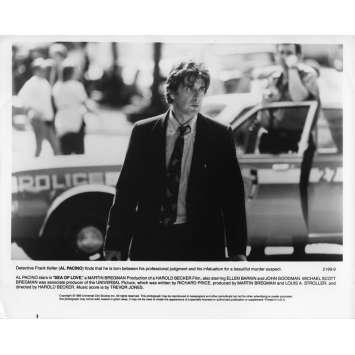 MELODIE POUR UN MEURTRE Photo de presse 20x25 cm - 1989 - Al Pacino, Harold Becker