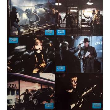 MURPHY'S LAW Lobby Cards 9x12 in. - x14 1986 - J. Lee Thomson, Charles Bronson