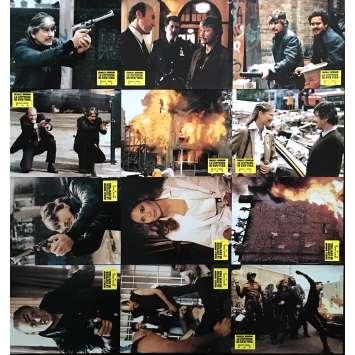DEATH WISH III Lobby Cards 9x12 in. - x12 1985 - Michael Winner, Charles Bronson