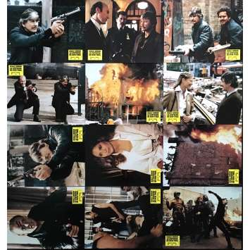 LE JUSTICIER DE NEW-YORK Photos de film 21x30 cm - x12 1985 - Charles Bronson, Michael Winner