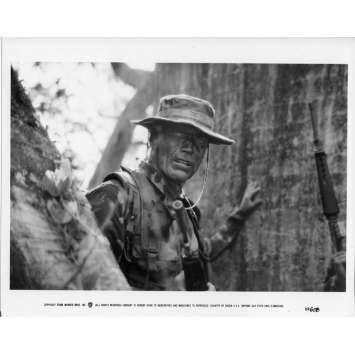 LE MAITRE DE GUERRE Photo de presse 20x25 cm - 1986 - Mario Van Peebles, Clint Eastwood