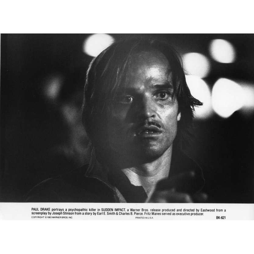 SUDDEN IMPACT Photo de presse 20x25 cm - BK-621 1983 - Sondra Locke, Clint Eastwood