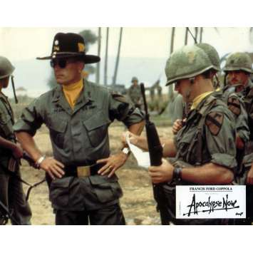APOCALYPSE NOW Photo de film 20x25 cm - N12 1979 - Marlon Brando, Francis Ford Coppola