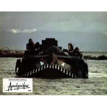APOCALYPSE NOW Lobby Card 8x10 in. - N08 1979 - Francis Ford Coppola, Marlon Brando