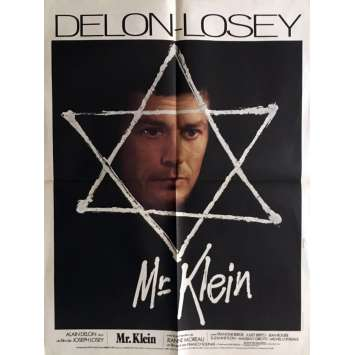 MR KLEIN French Movie Poster 23x32 - 1976 - Joseph Losey, Alai Delon