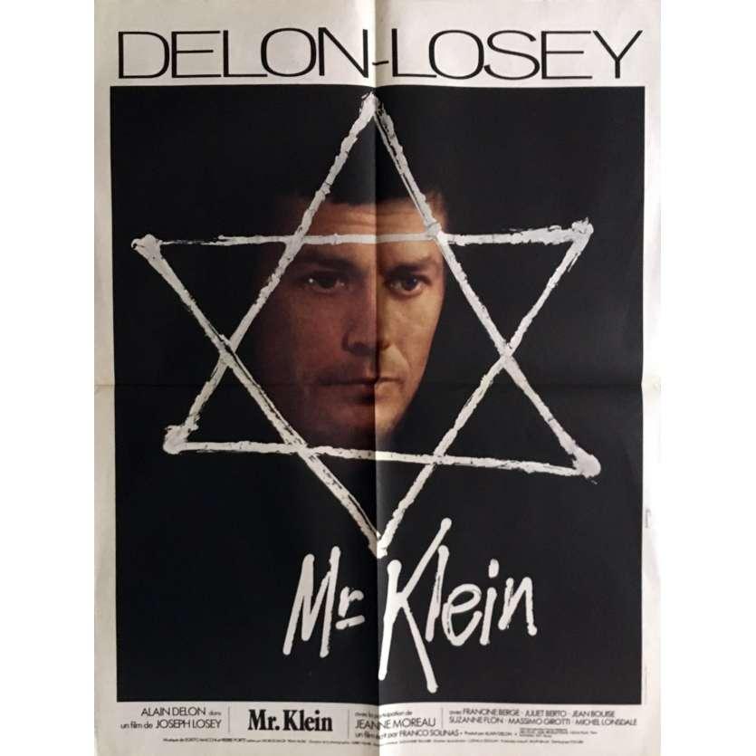 MR KLEIN Affiche de film 60x80 - 1976 - Alai Delon, Joseph Losey