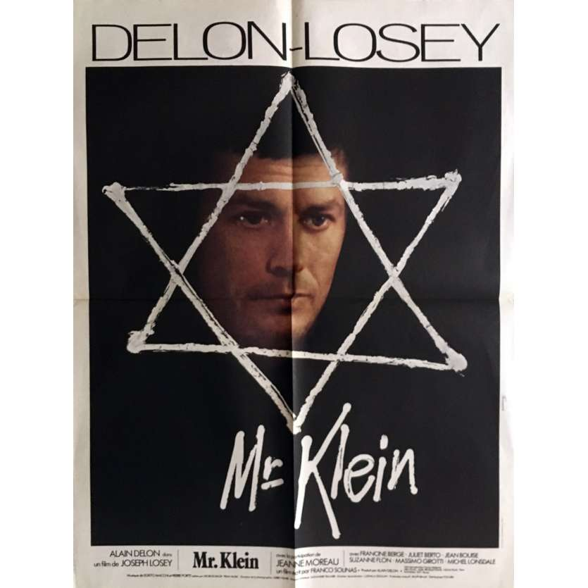 MR KLEIN French Movie Poster 23x32 - 1976 - Joseph Losey, Alai Delon