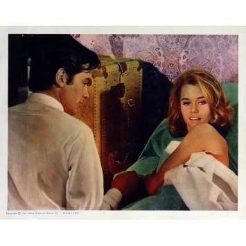 JOY HOUSE Lobby Card 11x14 in. - N07 1964 - René Clément, Alain Delon