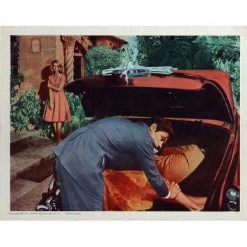 LES FELINS Photo de film 28x36 cm - N05 1964 - Alain Delon, René Clément
