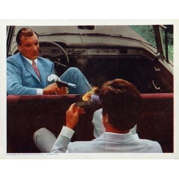 JOY HOUSE Lobby Card 11x14 in. - N04 1964 - René Clément, Alain Delon
