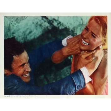 JOY HOUSE Lobby Card 11x14 in. - N02 1964 - René Clément, Alain Delon