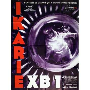 IKARI XB1 Affiche de film 120x160 cm - R2017 - Zdenek Stepánek, Jindrich Polák
