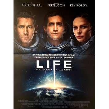 LIFE Affiche de film 40x60 cm - 2017 - Jake Gyllenhaal, Daniel Espinosa