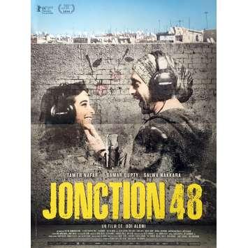 JONCTION 48 Affiche de film 40x60 cm - 2017 - Tamer Nafar, Udi Aloni