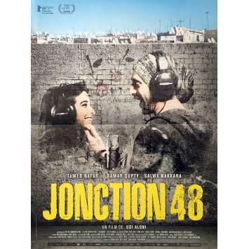 JUNCTION 48 Movie Poster 15x21 in. - 2017 - Udi Aloni, Tamer Nafar