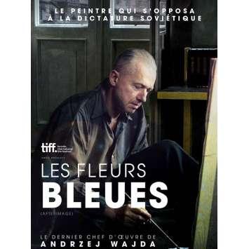 LES FLEURS BLEUES Affiche de film 40x60 cm - 2017 - Boguslaw Linda, Andrzej Wajda