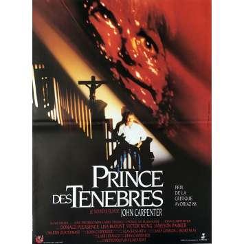 PRINCE DES TENEBRES Affiche de film 40x60 cm - 1987 - Donald Pleasence, John Carpenter