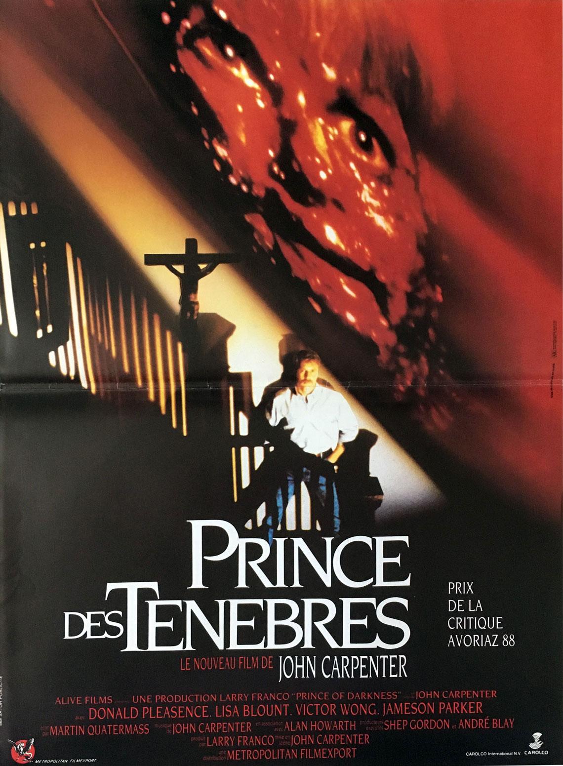 PRINCE OF DARKNESS - 1987 - John Carpenter Prince-des-tenebres-affiche-de-film-40x60-cm-1987-donald-pleasence-john-carpenter