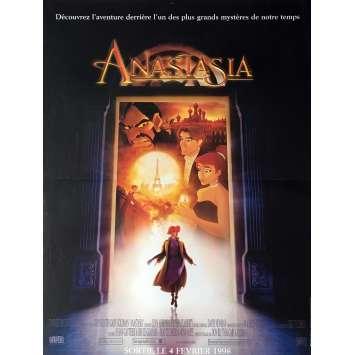 ANASTASIA Affiche de film 40x60 cm - 1997 - Meg Ryan, Don Bluth -