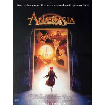 ANASTASIA Movie Poster 15x21 in. - 1997 - Don Bluth, Meg Ryan