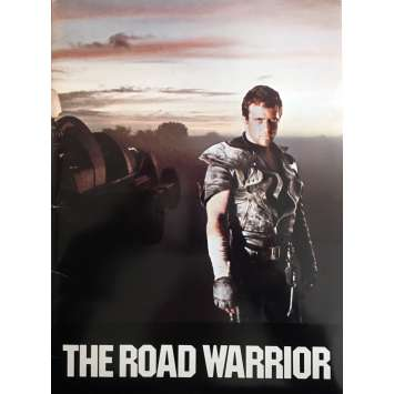 MAD MAX 2 Presskit avec 3 Supplements - 1982 - Mel Gibson, George Miller -