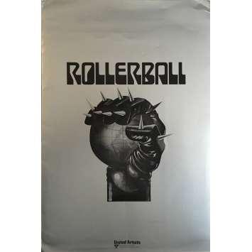 ROLLERBALL Presskit 21x30 cm avec 10 photos - 1975 - James Caan