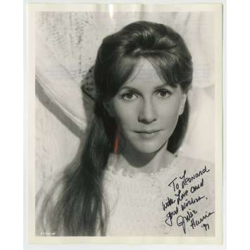 JULIE HARRIS Photo signée de La Maison du Diable - 1962 - The Haunting autograph