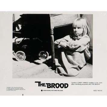 THE BROOD Movie Still 8x10 in. - N03 1979 - David Cronenberg, Samantha Eggar