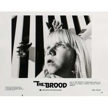 THE BROOD Movie Still 8x10 in. - N01 1979 - David Cronenberg, Samantha Eggar