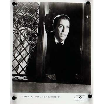 DRACULA PRINCE DES TENEBRES Photo de presse 20x25 cm - N03 R1970 - Christopher Lee, Terence Fisher