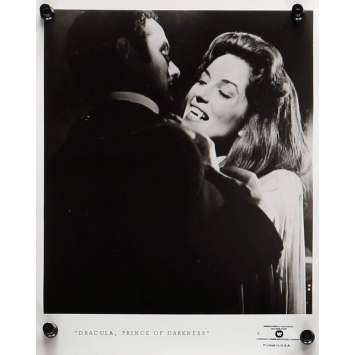 DRACULA PRINCE DES TENEBRES Photo de presse 20x25 cm - N01 R1970 - Christopher Lee, Terence Fisher