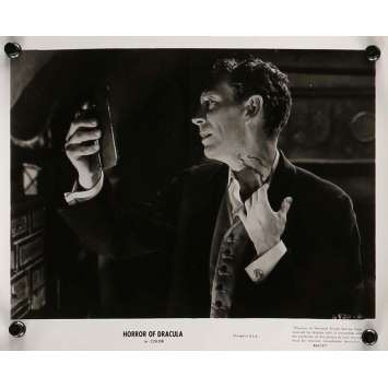 HORROR OF DRACULA Movie Still 8x10 in. - N03 R1964 - Terence Fisher, Peter Cushing, Christopher Lee