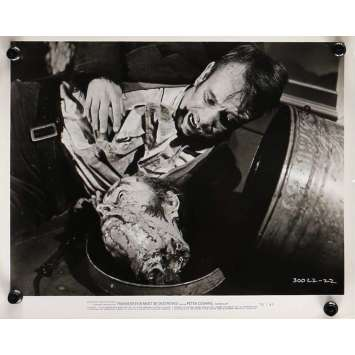 FRANKENSTEIN MUST BE DESTROYED Movie Still 8x10 in. - N03 1969 - Terence Fisher, Peter Cushing