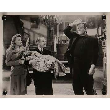 LE SPECTRE DE FRANKENSTEIN Photo de presse 20x25 cm - N03 R1960 - Lon Chaney, Bela Lugosi, Eric C. Kenton