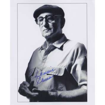 LES SOPRANOS Photo signée 20x25 cm - 1999 - Dominic Chianese, David Chase