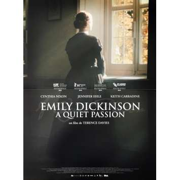 A QUIET PASSION Movie Poster 15x21 in. - 2017 - Terence Davies, Cynthia Nixon