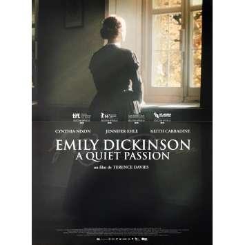 EMILY DICKINSON Affiche de film 40x60 cm - 2017 - Cynthia Nixon, Terence Davies
