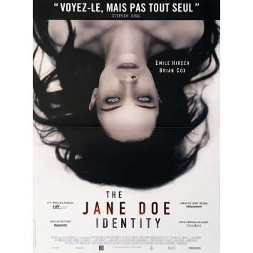 THE AUTOPSY OF JANE DOE Movie Poster 15x21 in. - 2017 - André Ovredal, Brian Cox
