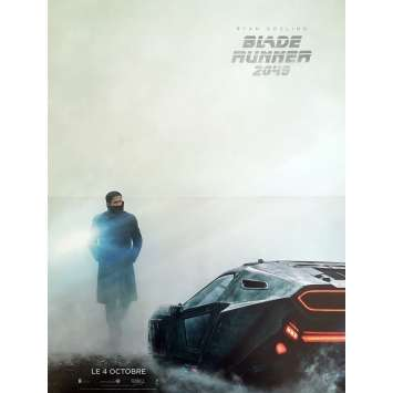 BLADE RUNNER 2049 Movie Poster 15x21 in. - Style A 2017 - Harrison Ford