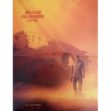 BLADE RUNNER 2049 Affiche de film 40x60 cm - Style B 2017 - Harrison Ford
