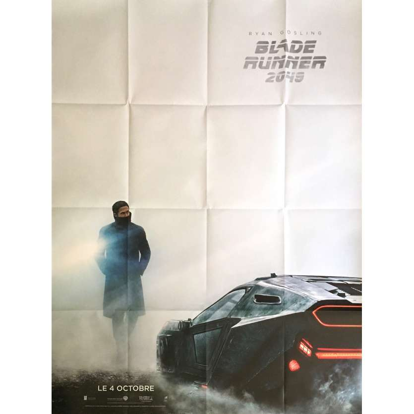 BLADE RUNNER 2049 Movie Poster 47x63 in. - Style A 2017 - Harrison Ford