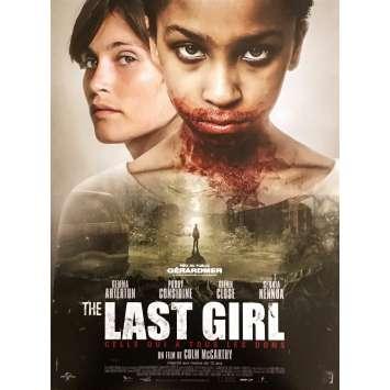LAST GIRL Affiche de film 40x60 cm - 2017 - Gemma Arterton, Colm McCarthy