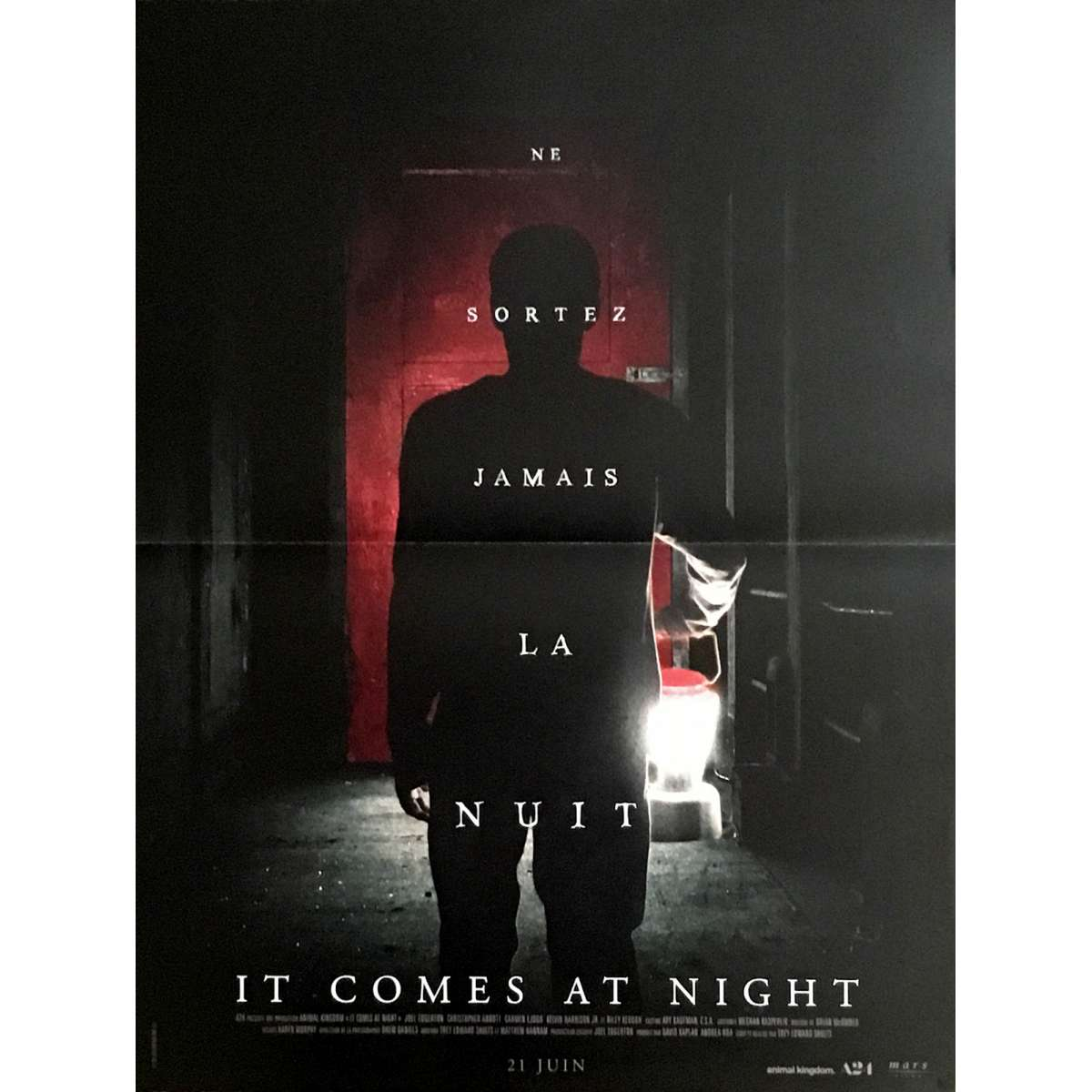 Ver Pelicula It Comes At Night 2017 Online Gratis