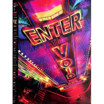 ENTER THE VOID Movie Poster 15x21 in. - 2010 - Gaspar Noé, Paz de la Huerta