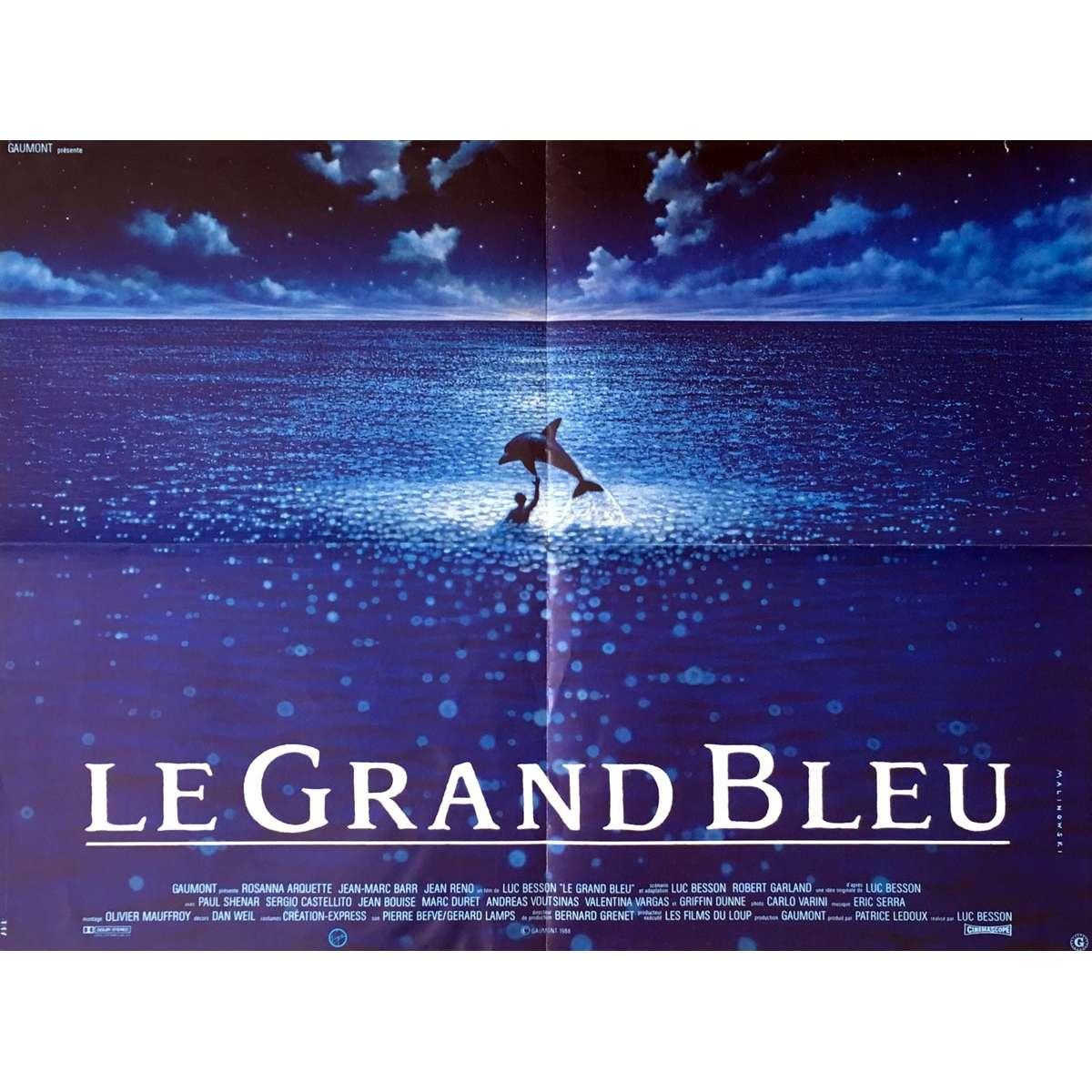 Le Grand Bleu Film
