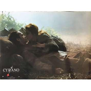 CYRANO DE BERGERAC Lobby Card 12x15 in. - N06 1990 - Jean-Paul Rappeneau, Gérard Depardieu