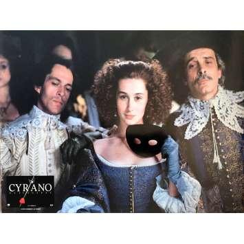 CYRANO DE BERGERAC Lobby Card 12x15 in. - N05 1990 - Jean-Paul Rappeneau, Gérard Depardieu