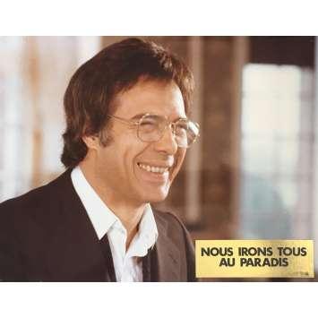 NOUS IRONS TOUS AU PARADIS Photo de film 21x30 cm - N01 1977 - Jean Rochefort, Yves Robert